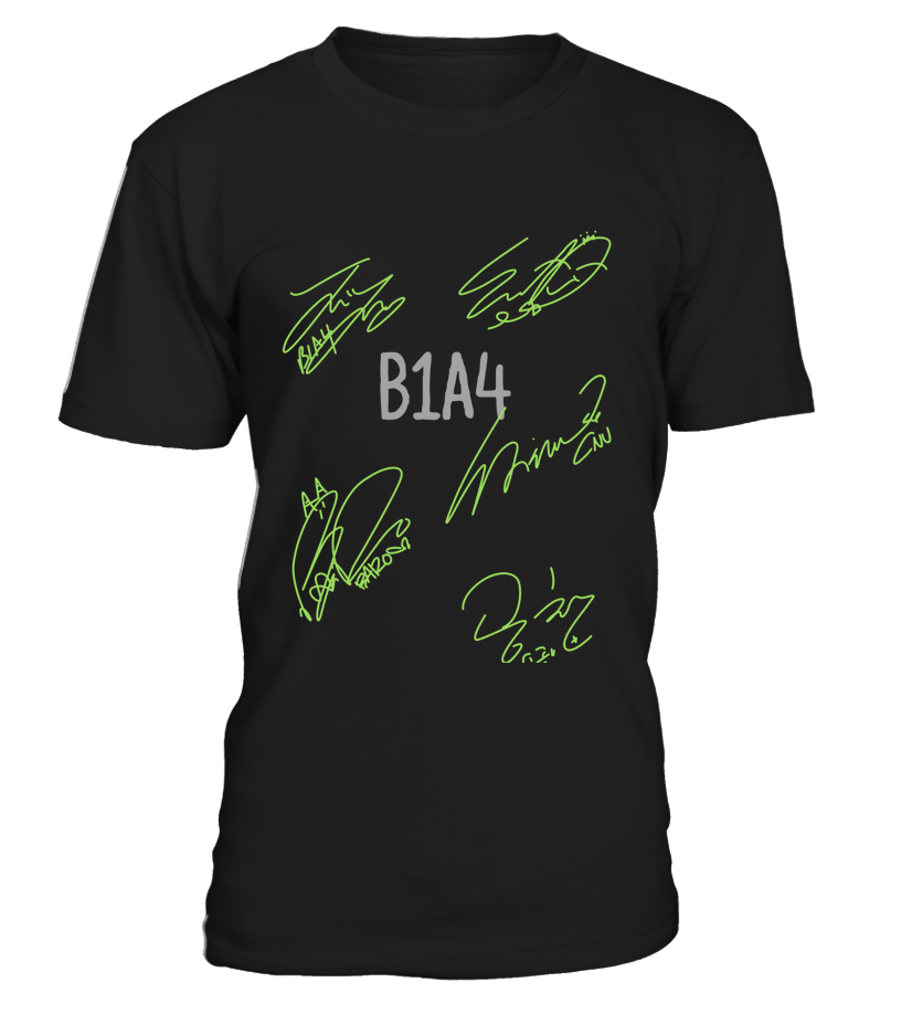 "B1A4 ""AUTOGRAPH"" Clothing - MYKPOPMART"