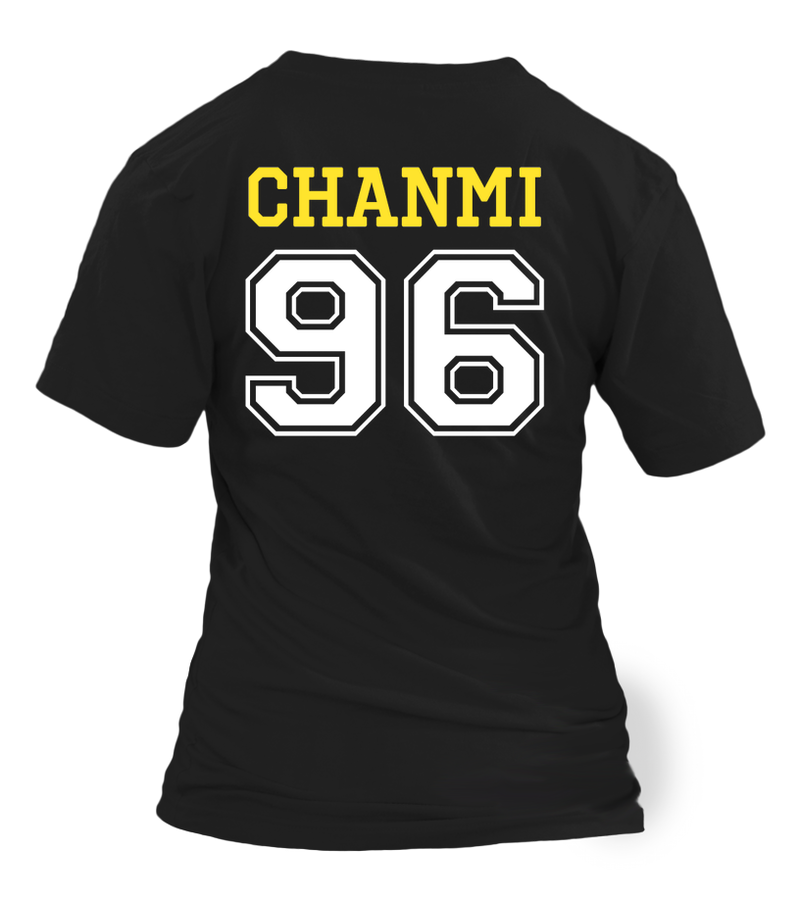 "AOA ""CHANMI"" JERSEY Clothing - MYKPOPMART"