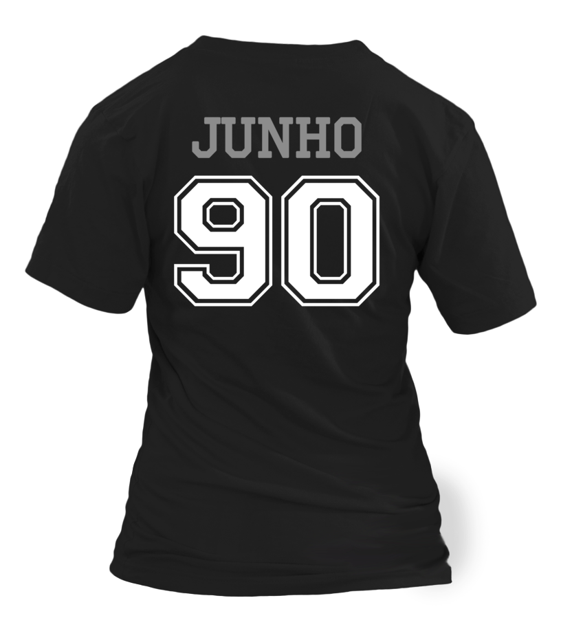 "2PM ""JUNHO"" JERSEY Clothing - MYKPOPMART"