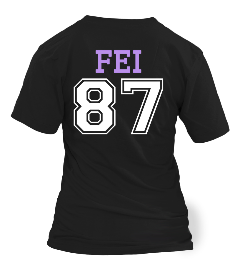 "MISS A ""FEI"" JERSEY Clothing - MYKPOPMART"