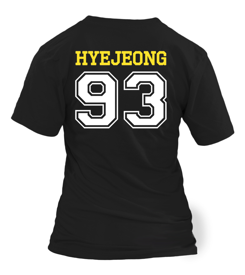 "AOA ""HYEJEONG"" JERSEY Clothing - MYKPOPMART"