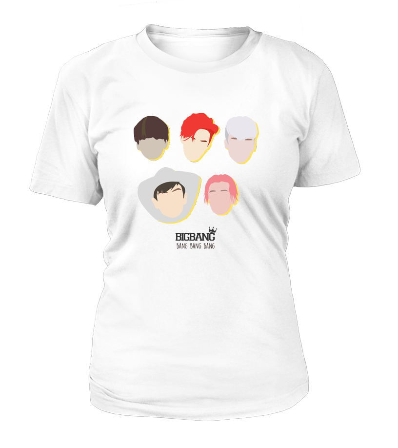 "BIG BANG ""BANG BANG BANG"" Clothing - MYKPOPMART"