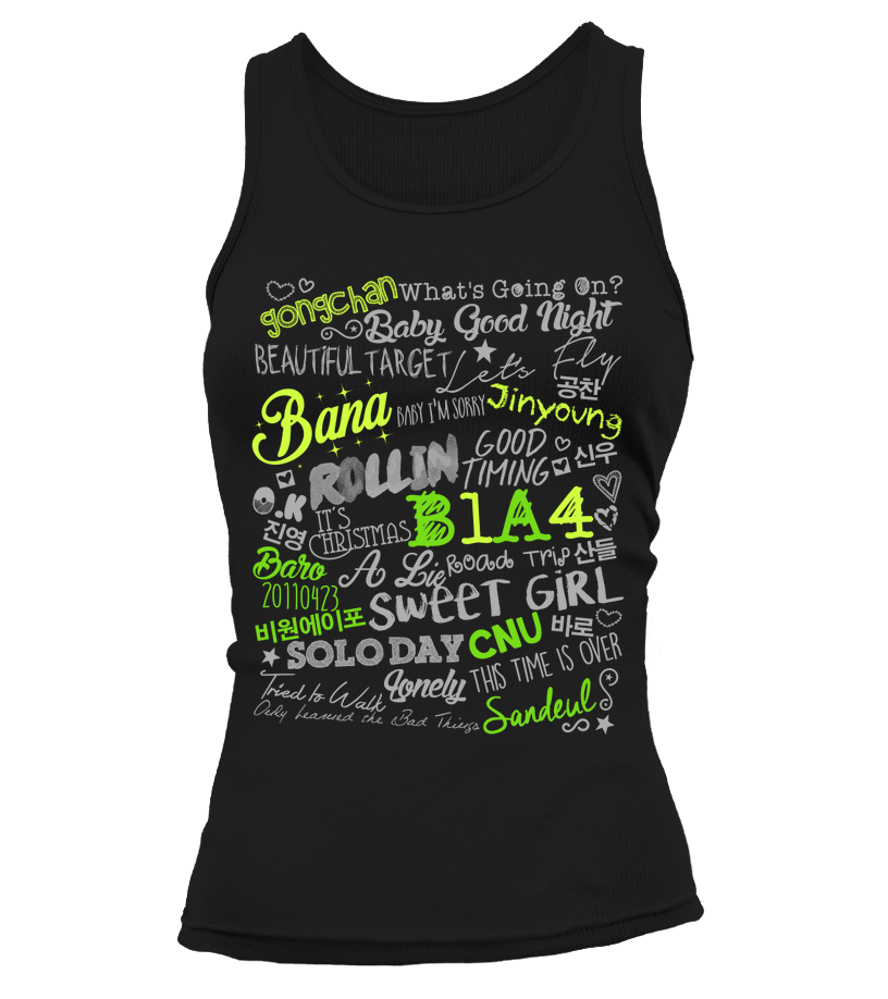 "B.A.P ""COLLAGE"" #3 Clothing - MYKPOPMART"
