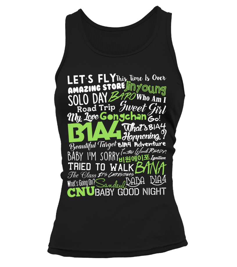 "B1A4 ""COLLAGE"" Clothing - MYKPOPMART"