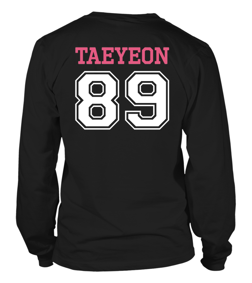 "GIRLS' GENERATION ""TAEYEON"" JERSEY Clothing - MYKPOPMART"