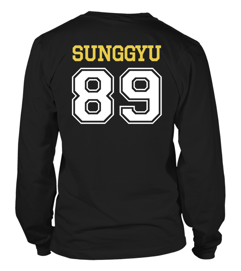 "INFINITE ""SUNGGYU"" JERSEY Clothing - MYKPOPMART"