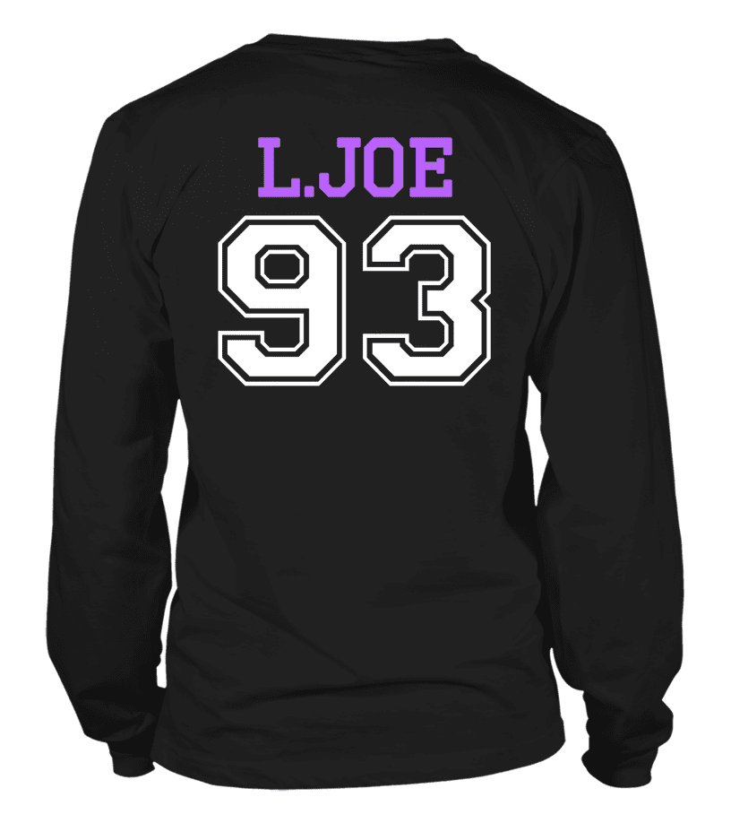 "TEEN TOP ""L.JOE"" JERSEY Clothing - MYKPOPMART"