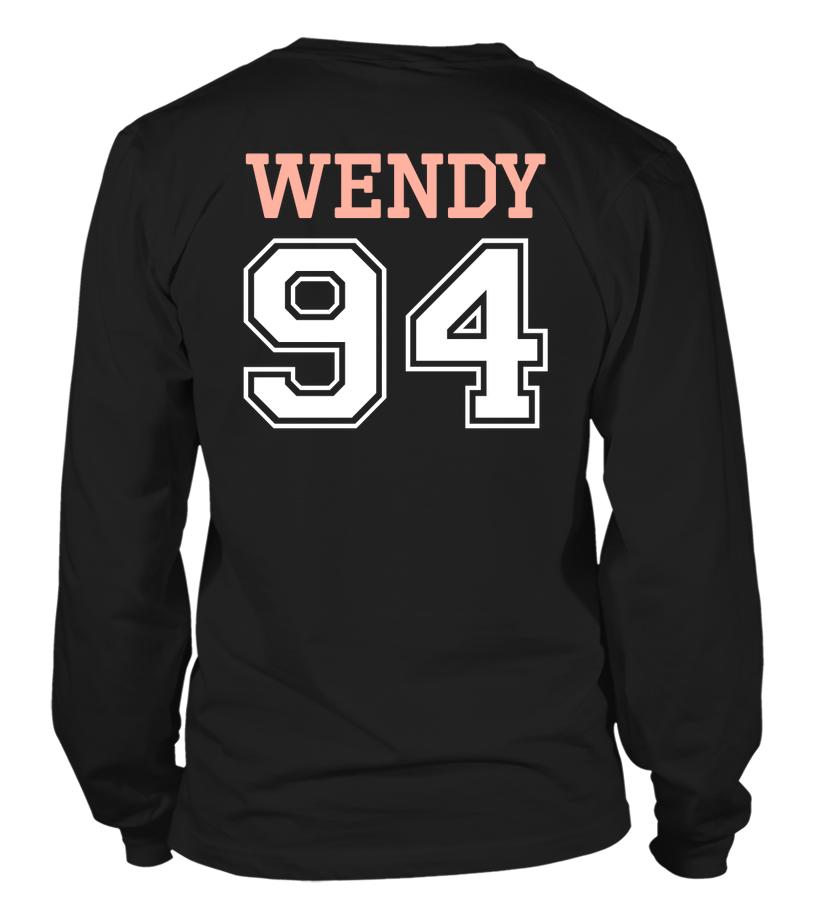 "RED VELVET ""WENDY"" JERSEY Clothing - MYKPOPMART"