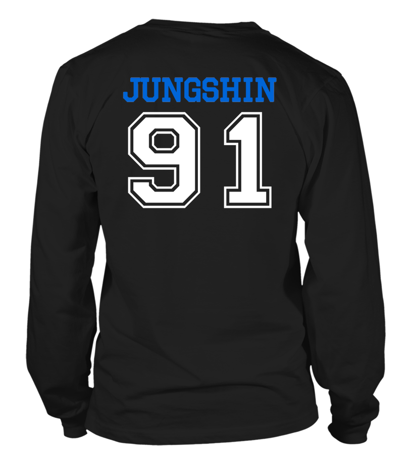 "CNBLUE ""JUNGSHIN"" JERSEY Clothing - MYKPOPMART"