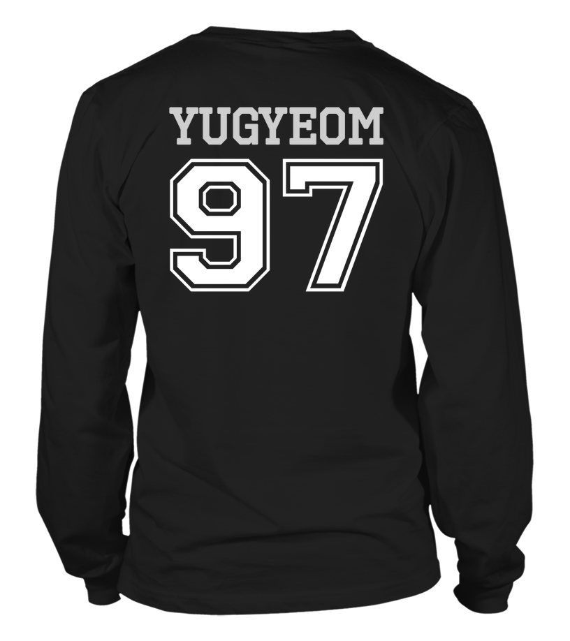 "GOT7 ""YUGYEOM"" JERSEY Clothing - MYKPOPMART"