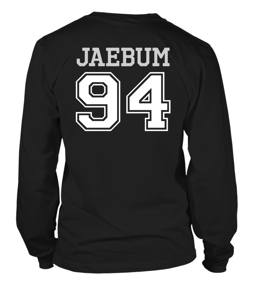 "GOT7 ""JAEBUM"" JERSEY Clothing - MYKPOPMART"