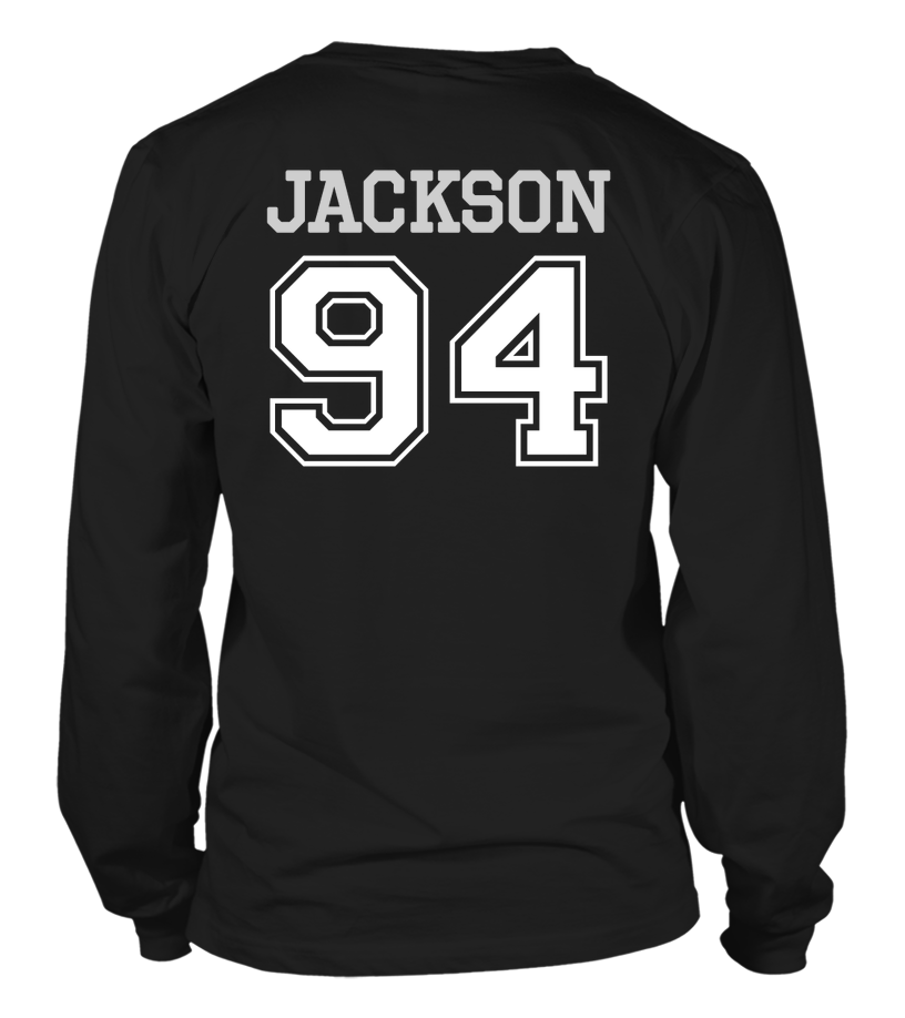 "GOT7 ""JACKSON"" JERSEY Clothing - MYKPOPMART"