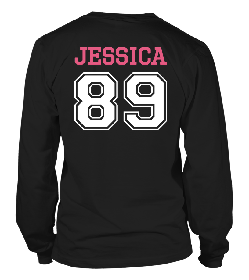 "GIRLS' GENERATION ""JESSICA"" JERSEY Clothing - MYKPOPMART"