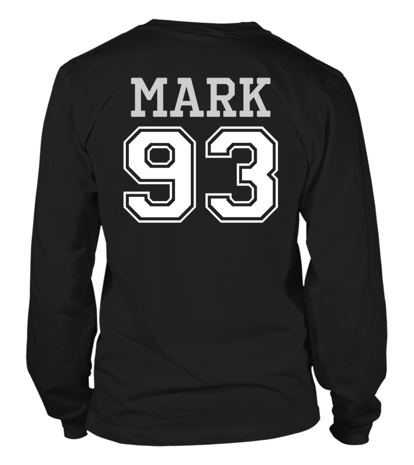 "GOT7 ""MARK"" JERSEY Clothing - MYKPOPMART"