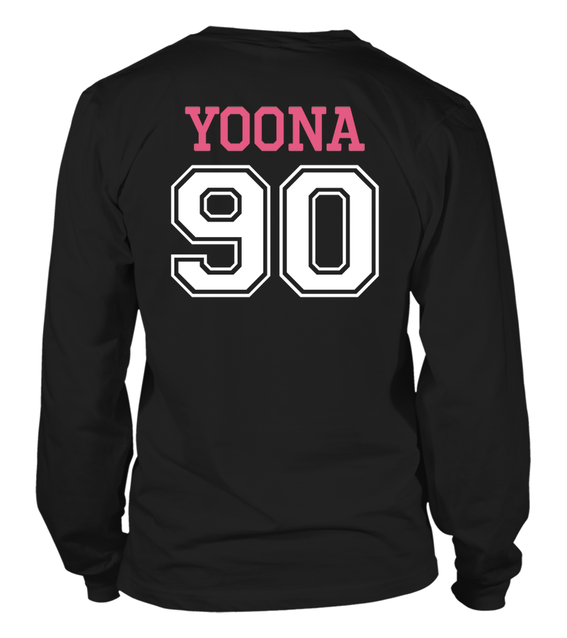 "GIRLS' GENERATION ""YOONA"" JERSEY Clothing - MYKPOPMART"