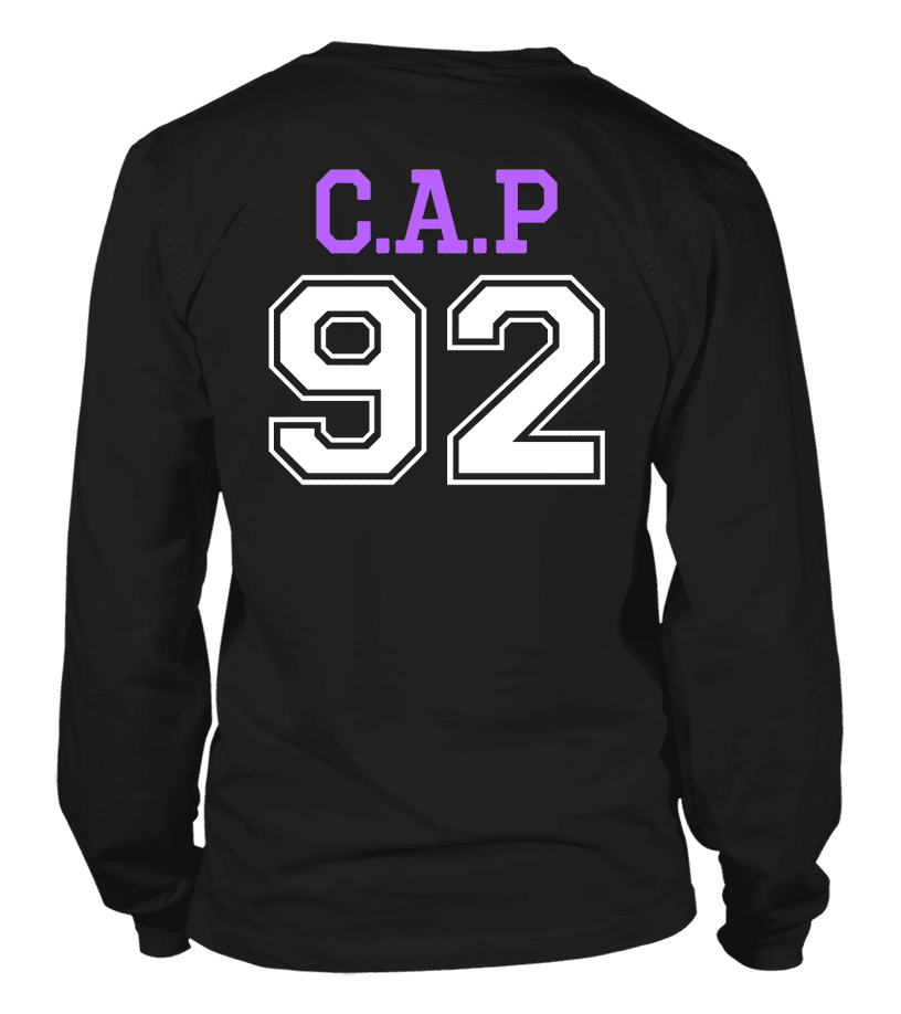 "TEEN TOP ""C.A.P"" JERSEY Clothing - MYKPOPMART"