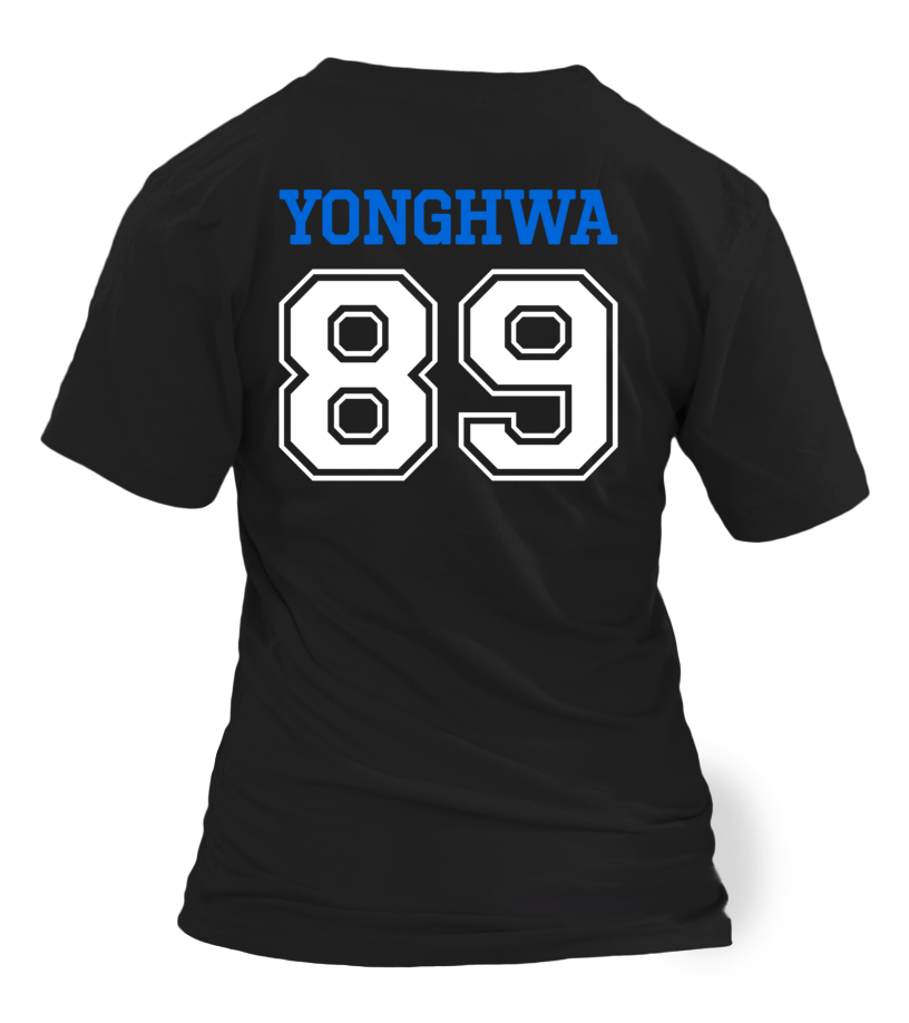 "CNBLUE ""YONGHWA"" JERSEY - MYKPOPMART"