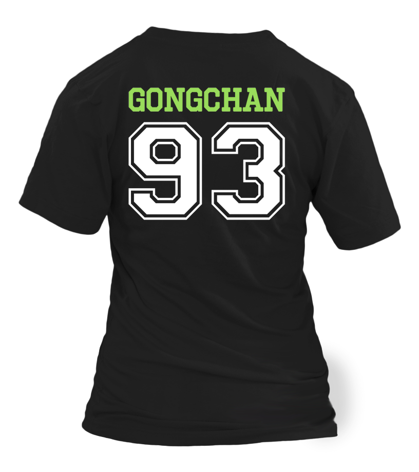 "B1A4 ""GONGCHAN"" JERSEY Clothing - MYKPOPMART"