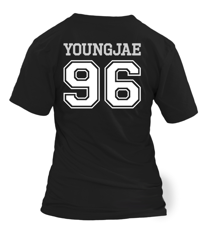 "GOT7 ""YOUNGJAE"" JERSEY Clothing - MYKPOPMART"