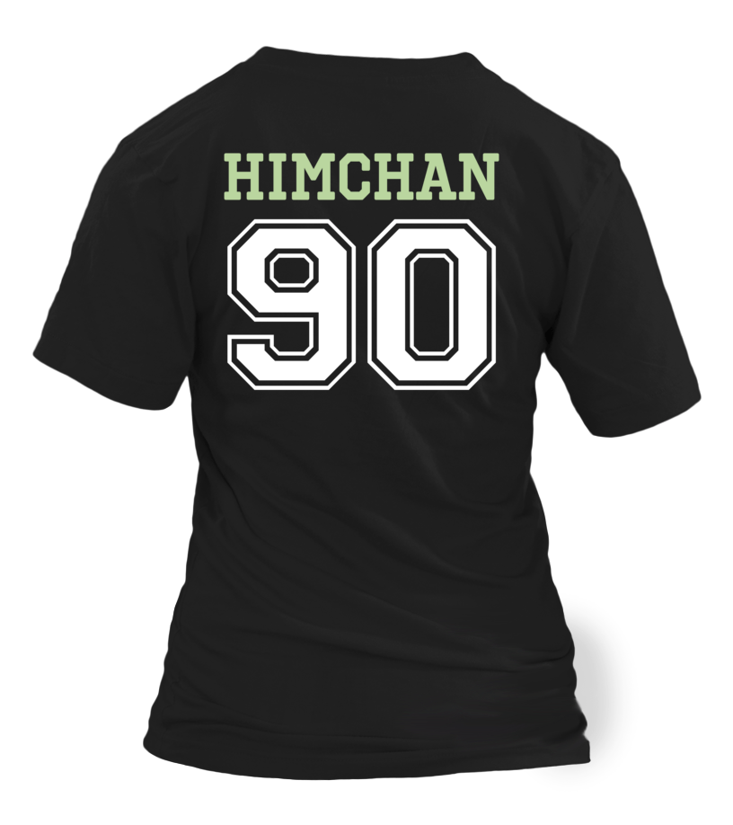 "B.A.P ""HIMCHAN"" JERSEY Clothing - MYKPOPMART"