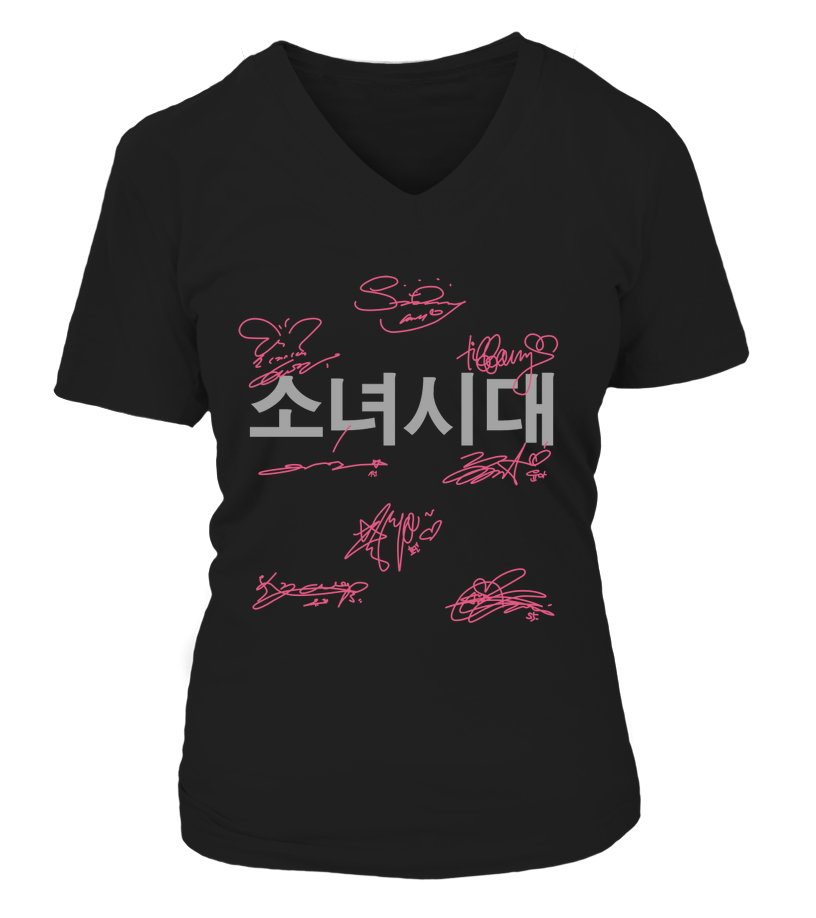"GIRLS' GENERATION ""AUTOGRAPH"" Clothing - MYKPOPMART"
