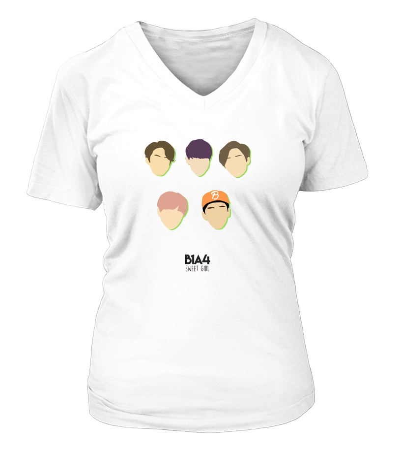 "B1A4 ""SWEET GIRL"" Clothing - MYKPOPMART"