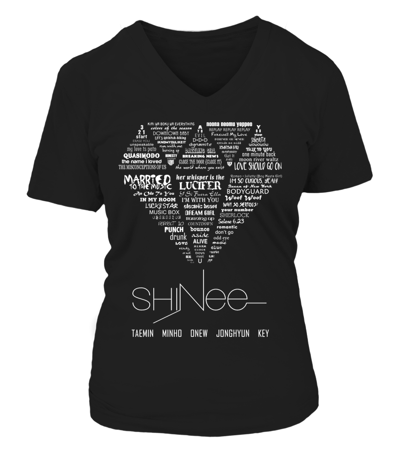 "SHINee ""DIAMOND"" Clothing - MYKPOPMART"