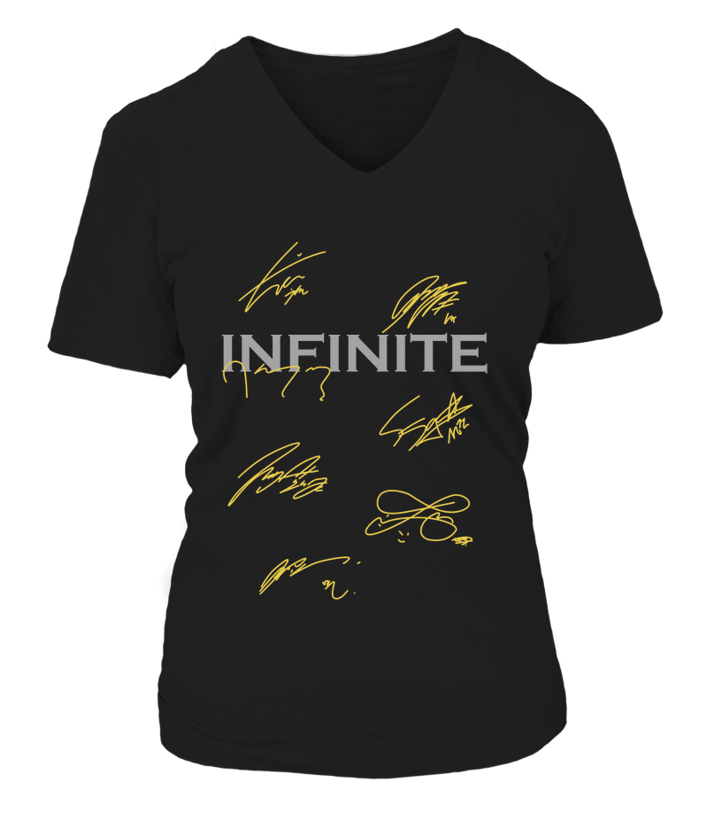 "INFINITE ""AUTOGRAPH"" Clothing - MYKPOPMART"