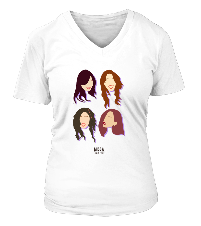 "MISS A ""ONLY YOU"" Clothing - MYKPOPMART"