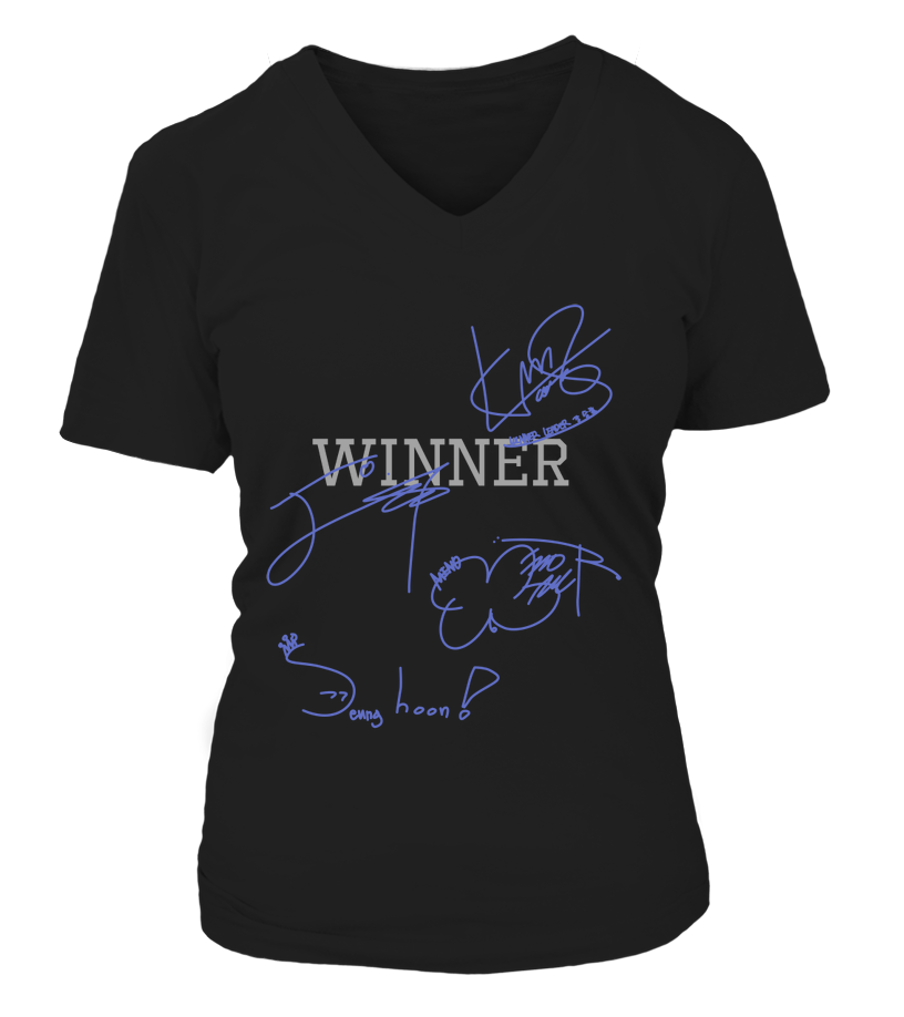 "WINNER ""AUTOGRAPH"" Clothing - MYKPOPMART"