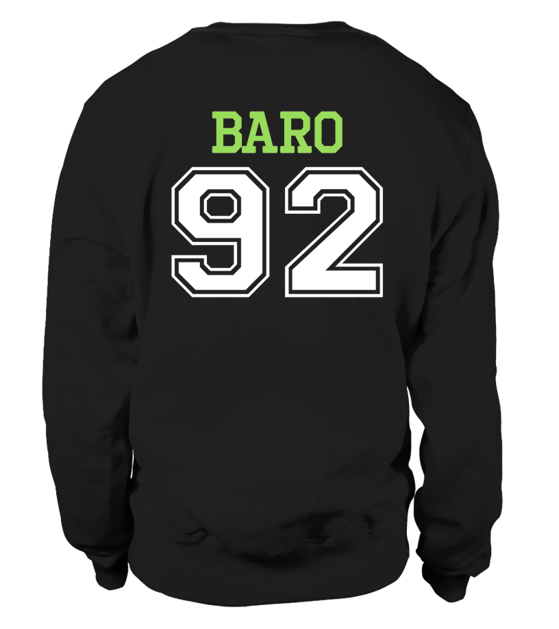 "B1A4 ""BARO"" JERSEY Clothing - MYKPOPMART"