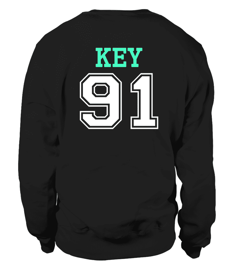 "SHINee ""KEY"" JERSEY Clothing - MYKPOPMART"