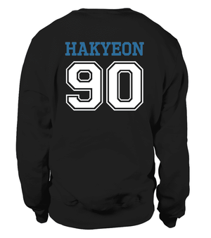 "VIXX ""HAKYEON"" JERSEY Clothing - MYKPOPMART"