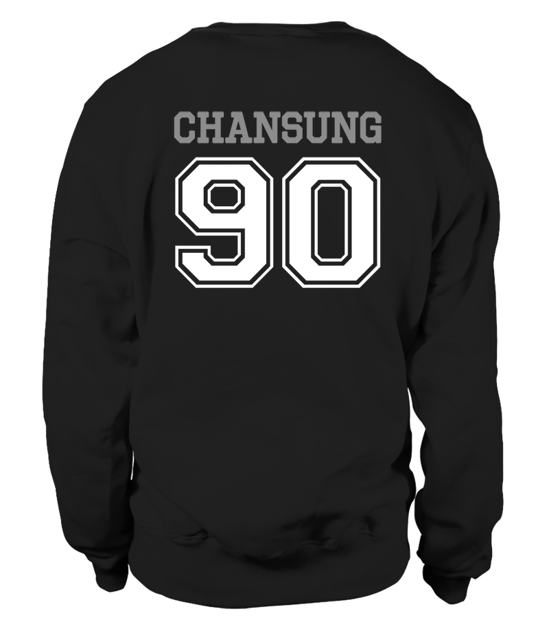 "2PM ""CHANSUNG"" JERSEY Clothing - MYKPOPMART"
