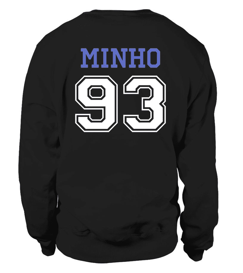 "WINNER ""MINHO"" JERSEY Clothing - MYKPOPMART"