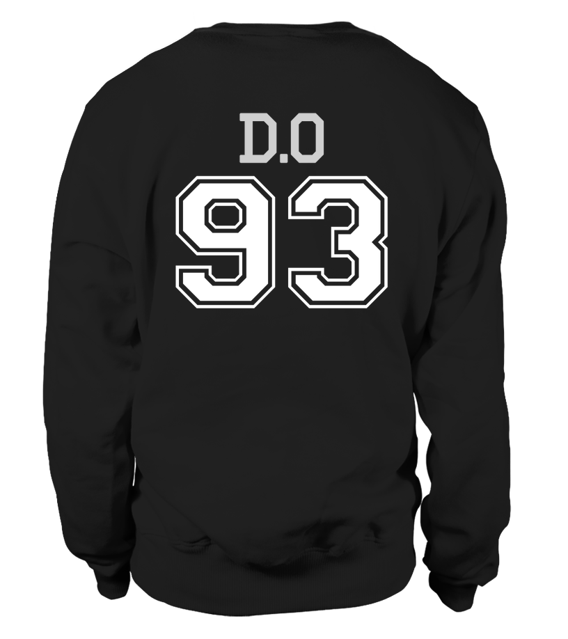 "EXO ""D.O"" JERSEY Clothing - MYKPOPMART"