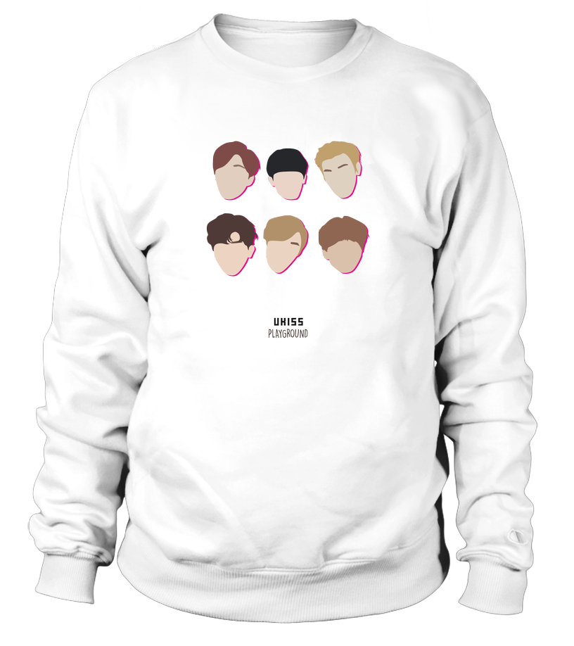 "U-KISS ""PLAYGROUND"" Clothing - MYKPOPMART"