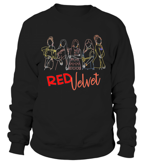 "RED VELVET ""NEON"" Clothing - MYKPOPMART"