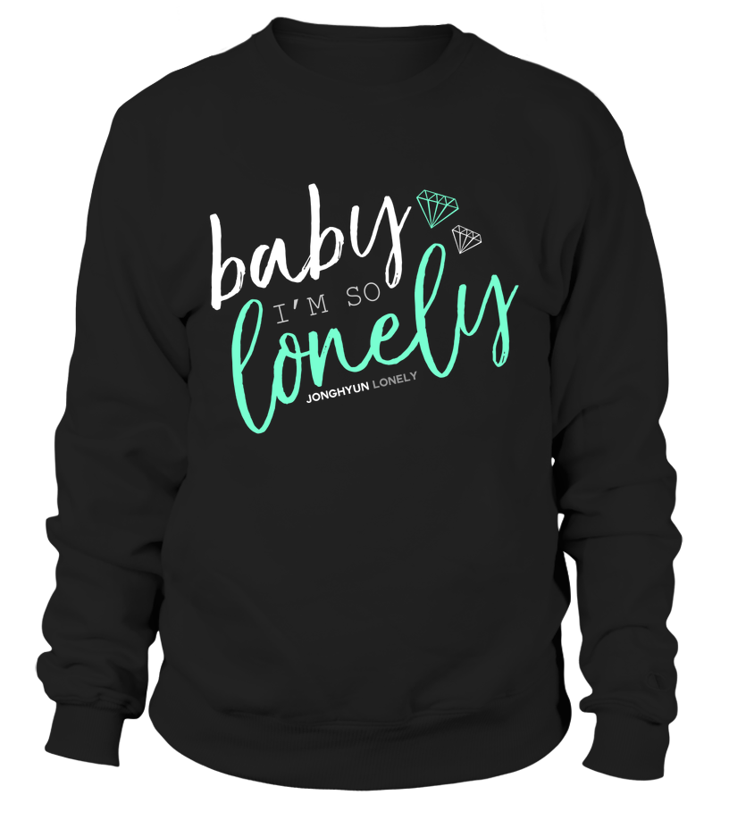 "JONGHYUN ""LONELY"" Clothing - MYKPOPMART"
