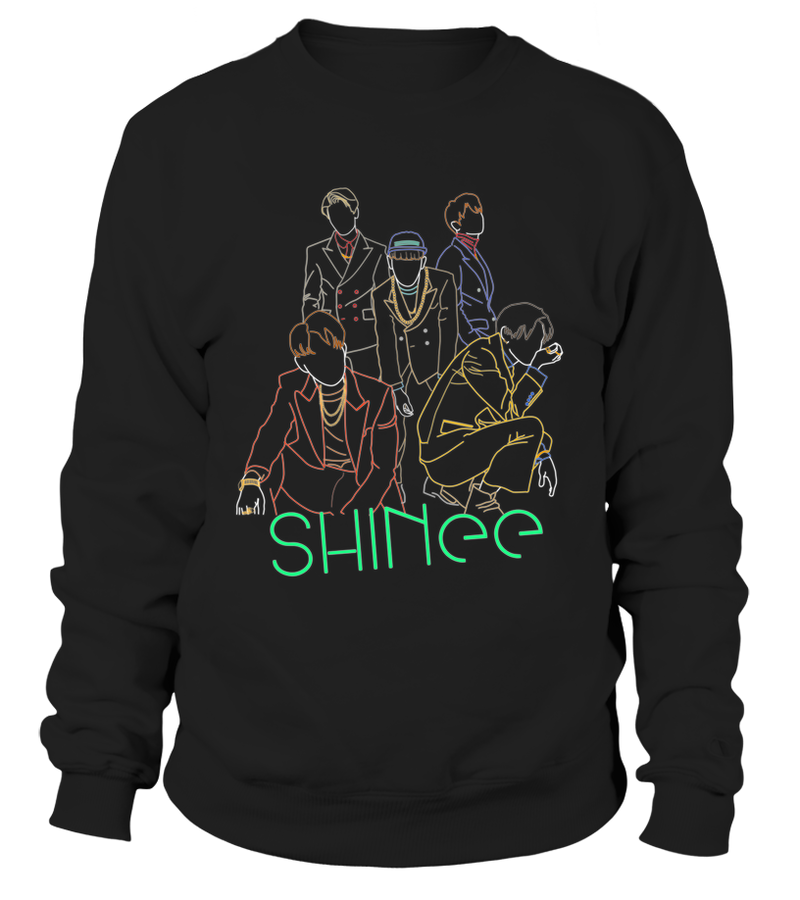 "SHINee ""NEON"" Clothing - MYKPOPMART"