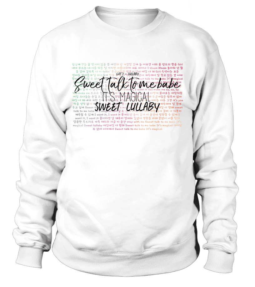 "GOT7 ""LULLABY"" Clothing - MYKPOPMART"
