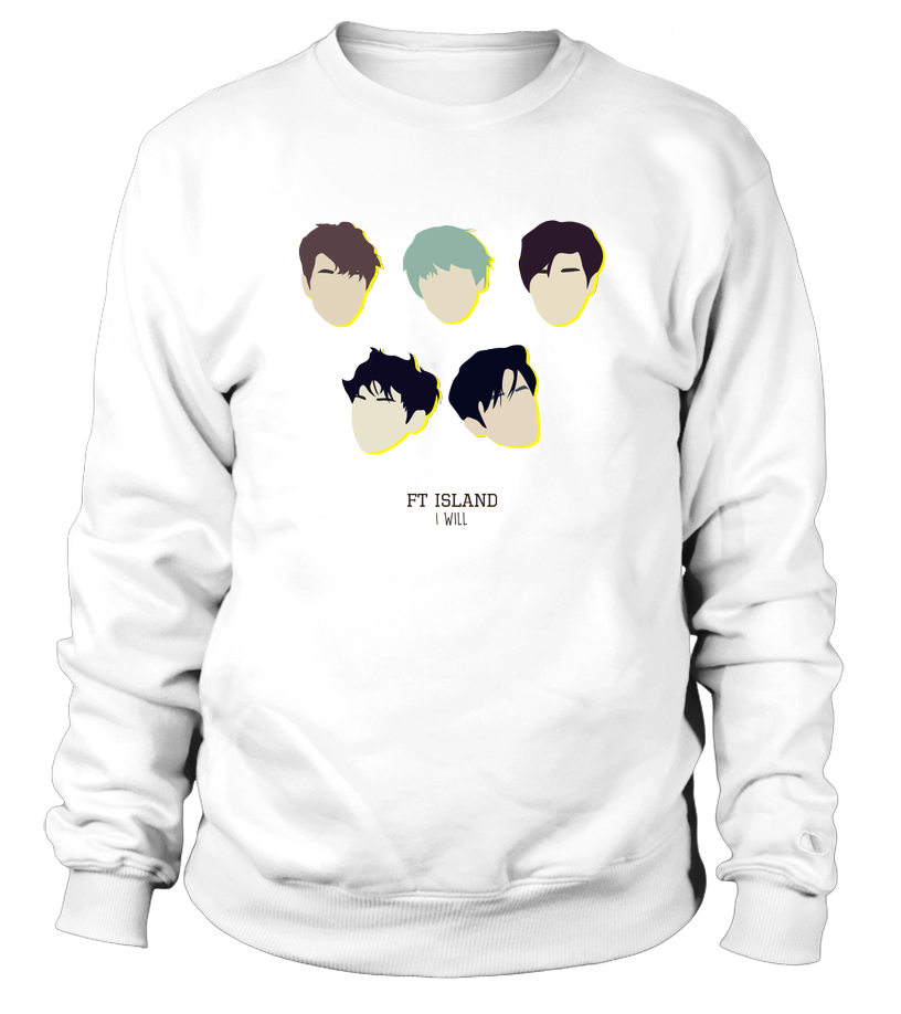 "FT ISLAND ""I WILL"" Clothing - MYKPOPMART"