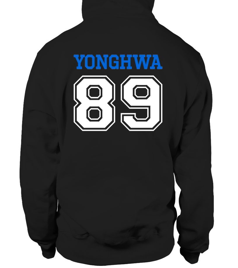 "CNBLUE ""YONGHWA"" JERSEY Clothing - MYKPOPMART"