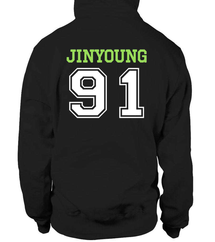 "B1A4 ""JINYOUNG"" JERSEY Clothing - MYKPOPMART"