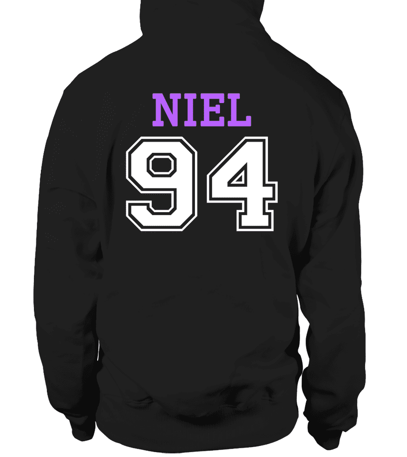 "TEEN TOP ""NIEL"" JERSEY Clothing - MYKPOPMART"