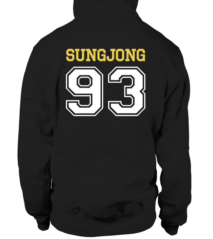 "INFINITE ""SUNGJONG"" JERSEY Clothing - MYKPOPMART"