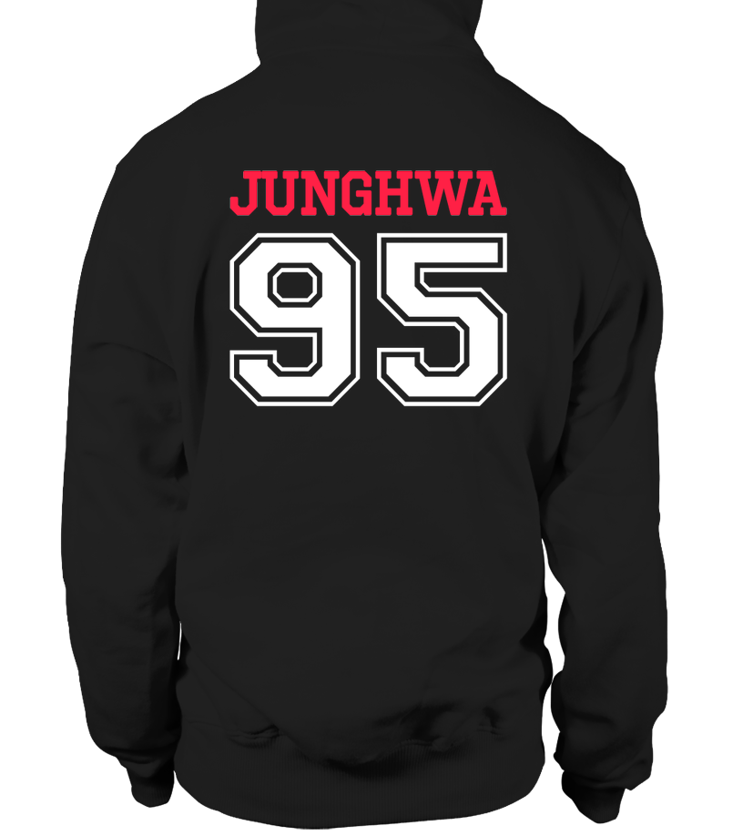 "EXID ""JUNGHWA"" JERSEY Clothing - MYKPOPMART"