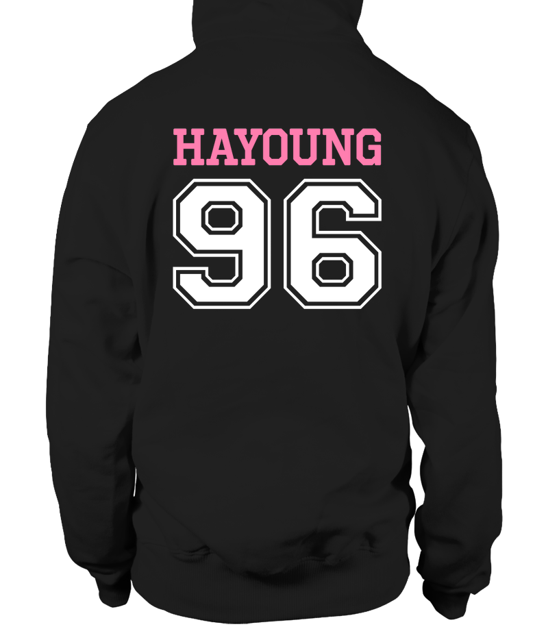 "APINK ""HAYOUNG"" JERSEY Clothing - MYKPOPMART"