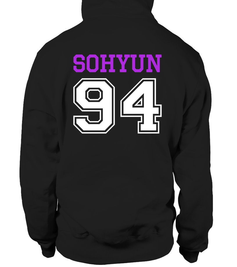 "4MINUTE ""SOHYUN"" JERSEY"