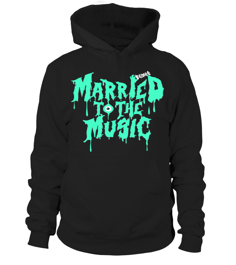"SHINee ""MARRIED TO THE MUSIC"" Clothing - MYKPOPMART"